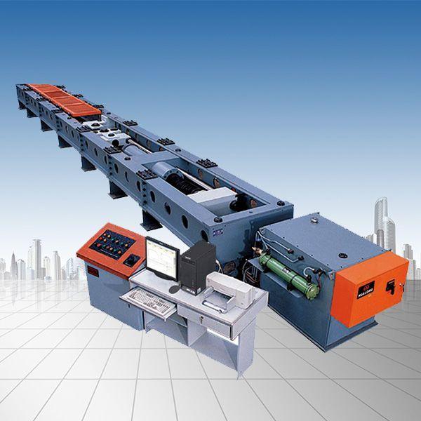 DZWL-600E微机控制电子式绳索皮带拉伸试验机