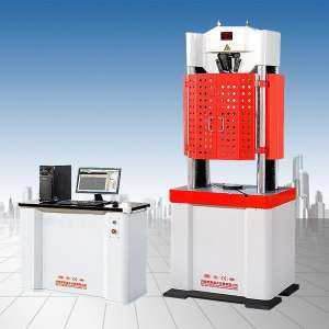 WAW-600-600KN微机控制电液伺服万能试验机