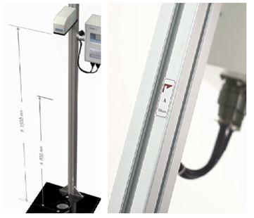 GB9639塑料薄膜自由落镖冲击试验机测试方法